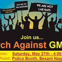 March Against GMOs