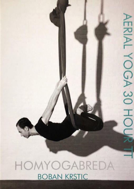 30 hour Aerial Yoga Teacher Training