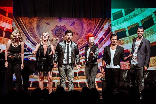The Cast Die Opernband Silvester Special
