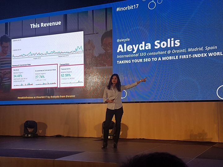 International SEO Course w Aleyda Solis