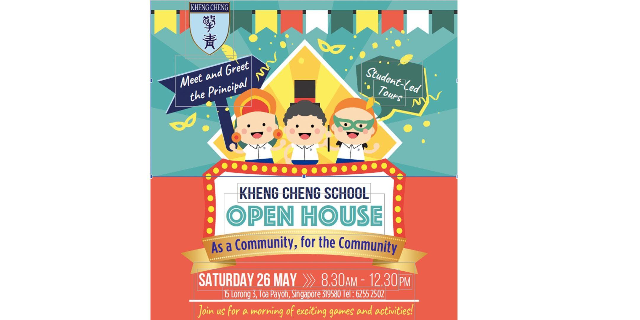 Kheng Cheng School Open House 2018
