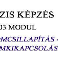 Fjdalomcsillapts - Fjdalomkikapcsols Hipnzis H-103