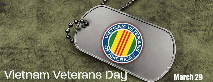 2019 National Vietnam War Veterans Day At Veterans Memorial Park
