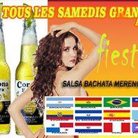 Ce soir Samedi grosse soiree salsa bachata rock kizomba party 2 salles 2 ambiances de folie..