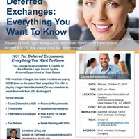 1031 Tax Deferred Exchanges Everything You Want To Know