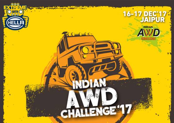 HELLA India at Indian AWD Challenge