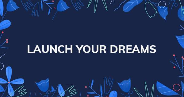 Image result for launch your dreams image