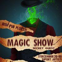 Magic Show  Electro After-Party -&gt Irish Pub Ploiesti