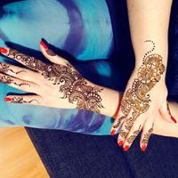 Henna Tattoo Workshop