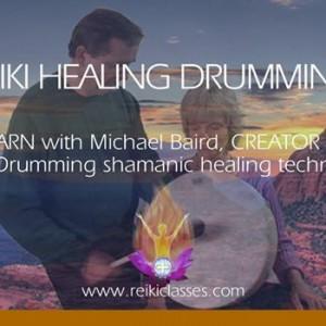 Reiki Healing Drumming