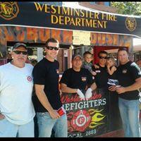 Westminster Firefighters Golf Tournament