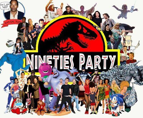 The Hatchet inn 90s v 00s New Year Party