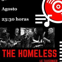 The Homeless en Le Tavernier