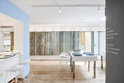 London Design Festival Paint Wallpaper Masterclass At