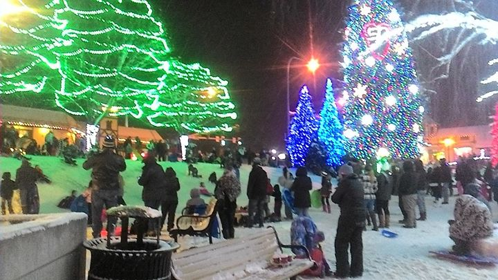 2nd weekend 2017 christmas lighting festival leavenworth