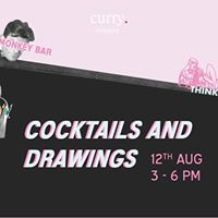 Cocktails and Drawings