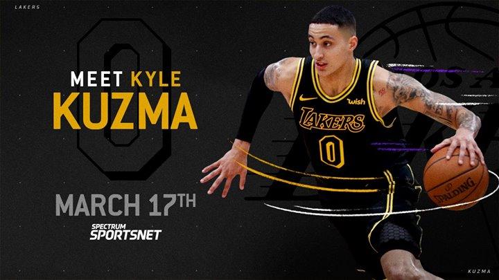 Meet Kyle Kuzma