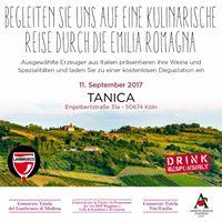 Eine kulinarische Reise durch die Emilia Romagna