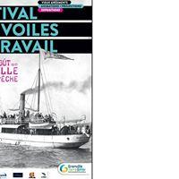 LEtoile Cire au festival des voiles de travail