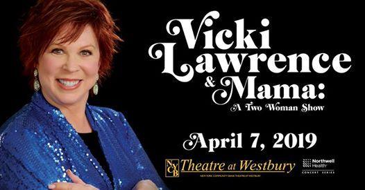 Vicki Lawrence and Mama A Two Woman Show