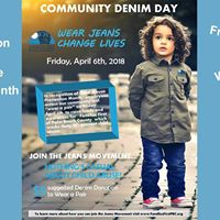 Community Denim Day