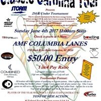 CCBT AMF Columbia Lanes Double Points Challenge