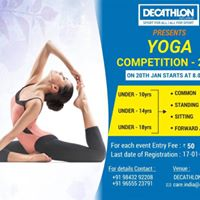 YOGA Competition-2018