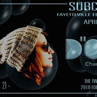 Sub-Culture Fayetteville Edition w DOMii April 1st.