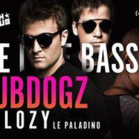Clash Club apres Dubdogz e Alex Senna - We Love Bass