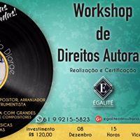 Workshop de Direitos Autorais