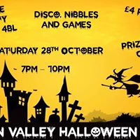 Severn Valley Halloween Party