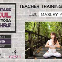 Gokul Hatha Yoga 200 Hrs TTC