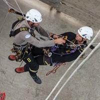 Irata - Training November - Brasov Romania