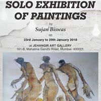 Solo Exhibition of Paintings
