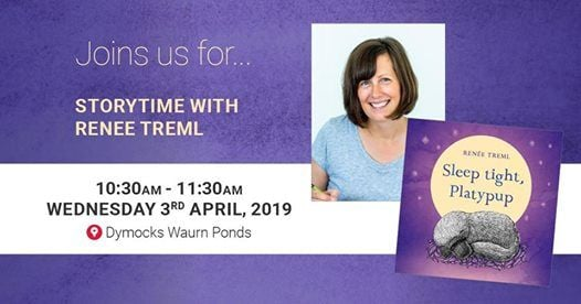 Storytime with Renee Treml