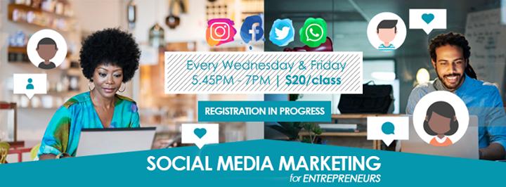 Social Media Marketing for Entrepreneurs