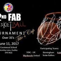FAB 2nd Basketball Tournament