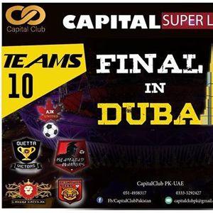 Capital Super League 2019