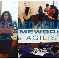 Leading SAFe4 with SA Certification Gurgaon 1314 May 2017