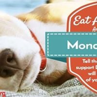 Eat at Johnnies - Dont forget to tell them your there to support DAF % goes to help our dogs