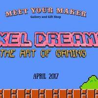 Pixel Dreams The Art of Gaming