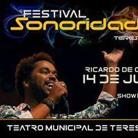 Ricardo De Oliveira - Encaixe  Festival Sonoridades de Terespolis