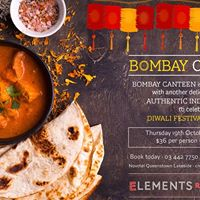 Bombay Canteen - Diwali Curry Night