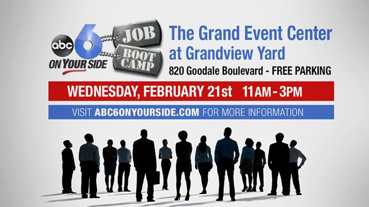 Abc 6 On Your Side Job Boot Camp At 820 Goodale Blvd Columbus Oh 43212 3825 United States Columbus