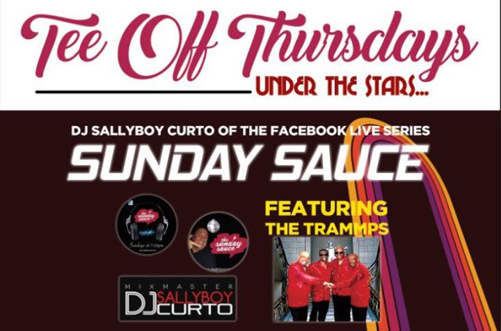 DJ SallyBoy Curto aka Sunday Sauce featuring The Trammps