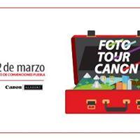 Foto Tour Canon Puebla