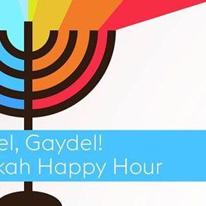 Oh Gaydel Gaydel Gaydel Queer Chanukah Happy Hour