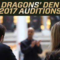 Kingston Ont. Dragons Den Auditions