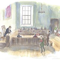 Borders Heritage Festival  Sir Walter Scotts Courtroom Drama
