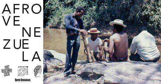 TRC presents Afro-Venezuelan Music & Culture